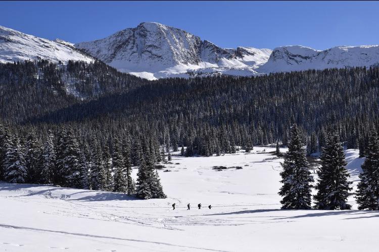 on-snow-session-views