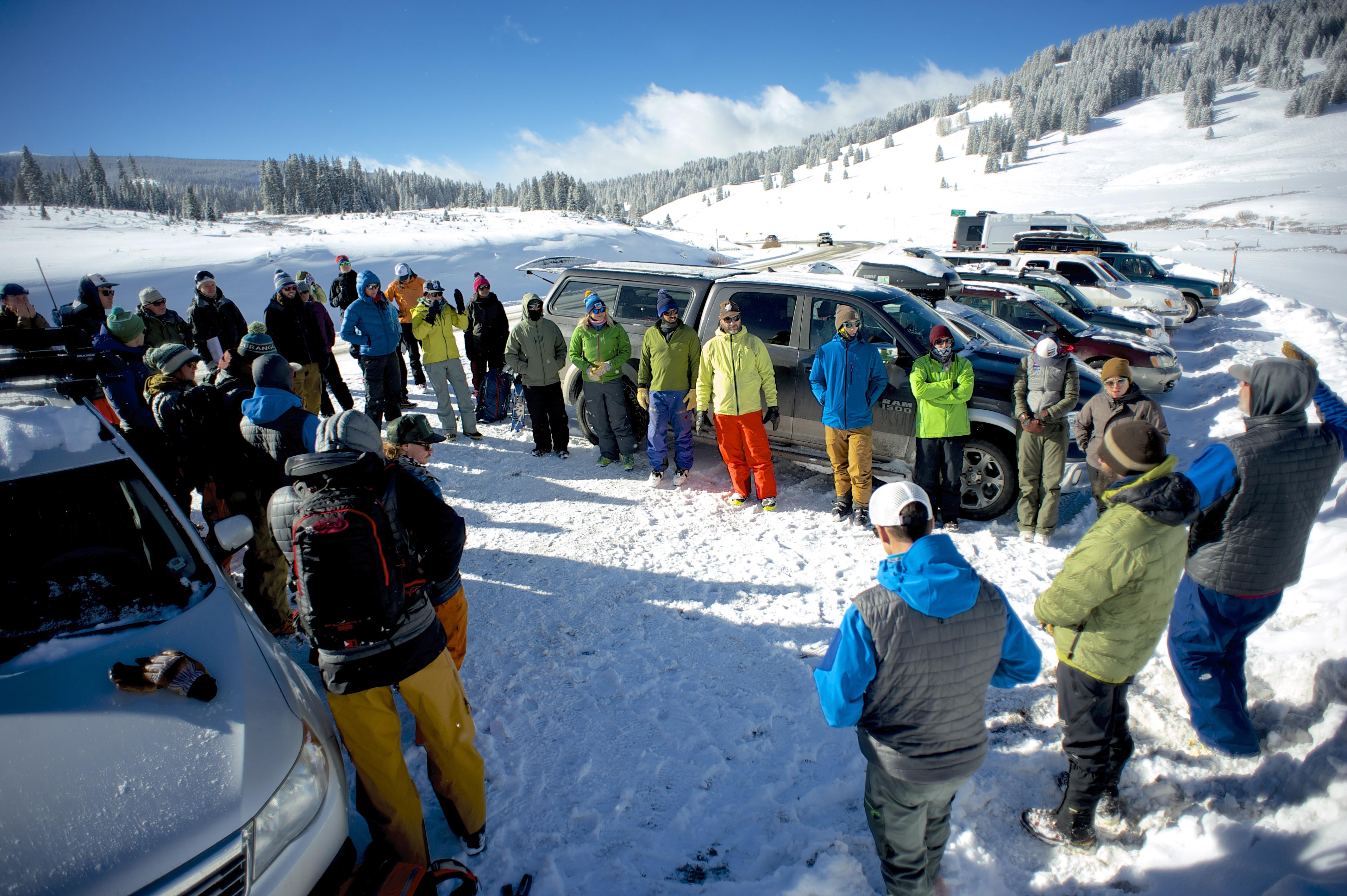 on-snow-session
